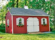Two Story Sheds